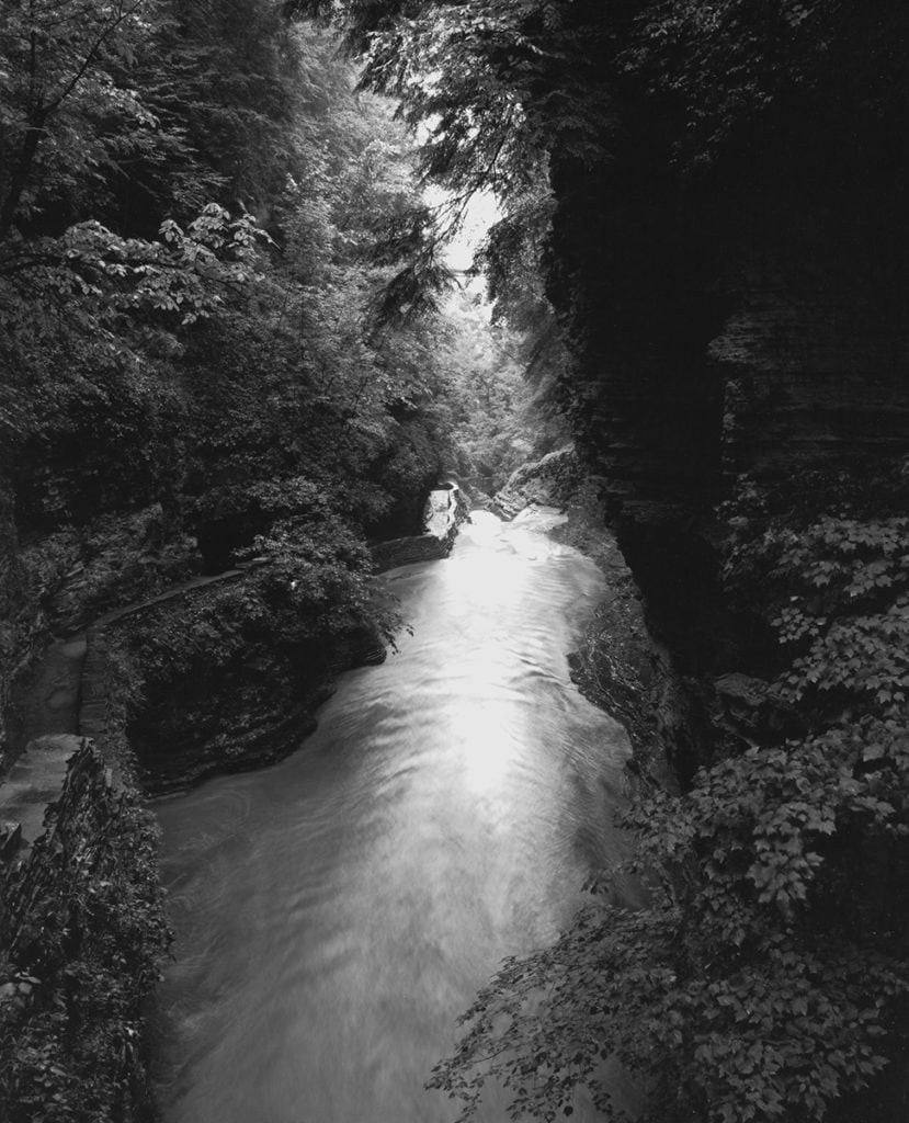 Cascadilla Gorge VII